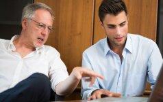 7 taisyklės, kaip bendrauti su savo vadovu
