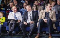 Vertindamas padėtį Lietuvos krepšinyje A. Sabonis prisiminė legendinę Kurčio frazę