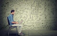 8 paprasti dalykai, kuriuos darydami atrodysite kur kas protingesni