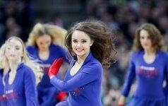 """""""Žalgirio"""" šokėjos vyksta į Europos čempionatą: tapo oficialia palaikymo grupe"""