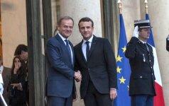 ES lyderiai diskutuoja: ką daryti su D. Britanijoje esančiomis ES agentūromis?