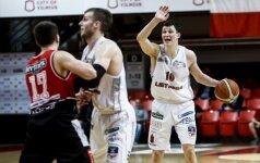 """""""Lietkabelis"""" žengia istorinį žingsnį – rungtyniaus FIBA Europos taurėje"""