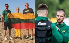 Lietuvos rinktinę į iššūkį Kinijoje iškeitęs treneris: tokiomis galimybėmis negali nepasinaudoti