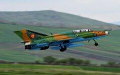 MiG-21 kultas ir artėjanti pabaiga