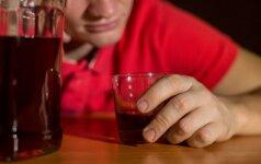 Kaip sumažinti priklausomybę nuo alkoholio?