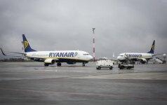 """""""Ryanair"""" paskelbė apie savo planus po """"Brexit"""""""