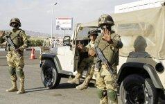 Sinajaus pusiasalyje sprogus automobilyje padėtai bombai, žuvo septyni žmonės, tarp jų du vaikai