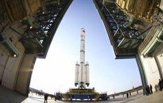 Kinijos Tiangong-1 kosmoso laboratorija