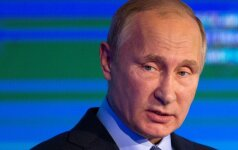 V. Putino žaidimai prie Baltijos šalių: ko laukti ateityje