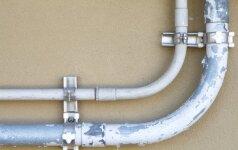 Rūsio drėgmės suvaldymas: vidinė hidroizoliacija