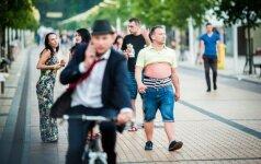 Italas Palangoje nustėro: išklojo, ką galvoja apie lietuviškas kainas ir merginas