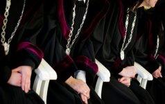Teisėjų taryba pritarė A. Meilučio kandidatūrai į Kauno apylinkės teismo teisėjus