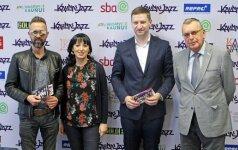 Kaunas Jazz 2017 spaudos konferencija