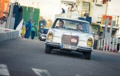 Jonų respublikoje – istorinių automobilių ir motociklų ralis