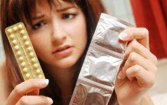 Visa tiesa apie kontracepciją: kaip planuoti šeimą?