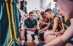 Europos U16 čempionatas: Lietuva – Izraelis