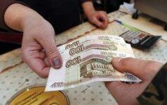 Prezidentės patarėjas prognozuoja sankcijų Rusijai pratęsimą