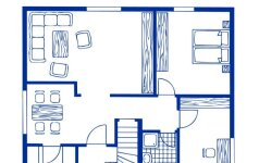Kompromisai interjere: trys išplanavimo variantai 61 kv.m butui