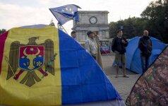Moldova iš šalies išsiuntė 5 Rusijos diplomatus