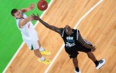 Adrijos krepšinio lygos rungtynėse puikiai pasirodė D. Gailius