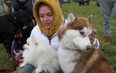 Šunų varžybos: antrų tokių Lietuvoje nerasite