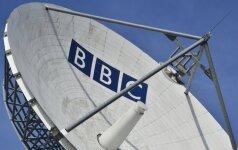 BBC pakeitė meteorologus po beveik 100 bendradarbiavimo metų