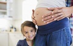 Ar tikrai pilvo forma išduoda būsimo vaiko lytį
