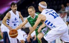 Lietuvos krepšininkai pateko į kurčiųjų olimpinių žaidynių finalą