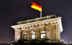 Vokietija aplenkė Kiniją stambiausių pasaulio kreditorių sąraše