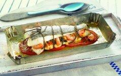 Tikrai išsirinksite – 5 skirtingų žuvų receptai