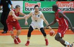 Be keitimų žaidęs G. Orelikas – Turkijos taurės finale