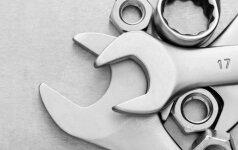 Namų įrankių dėžė – kokie įrankiai pravers kiekvienuose namuose? II dalis
