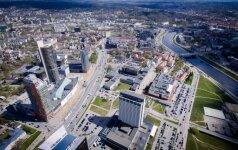 Pasitraukė Vilniaus vystymo kompanijos valdybos pirmininkas G. Dusevičius