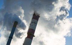 Griežtėja oro taršos reikalavimai kurą deginantiems įrenginiams