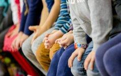Morka ar saldainis: vaikų sprendimą lemia tėvai
