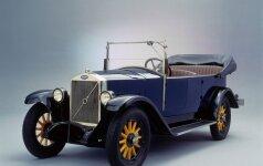 """""""Volvo"""" pirmojo ketvirčio rezultatai nustebino analitikus"""