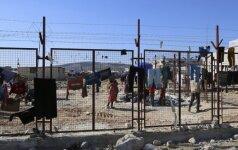 Turkija prie Sirijos pasienio sulaikė 34 sprogmenimis nešinus žmones