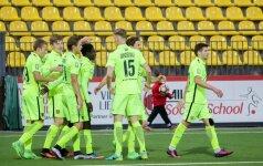"""LFF taurės turnyre – aštuoni """"Trakų"""" įvarčiai"""