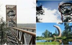 Traukte traukia lietuvius: 2015-aisias atsidarę populiariausi gamtos objektai
