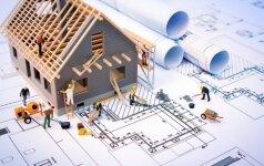 Architektas pataria: kaip pasistatyti namus už 40 tūkst. eurų (3 dalis)