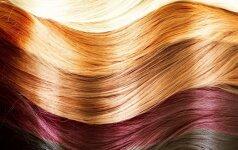 Madingiausios šio sezono plaukų spalvos (foto)