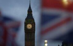 """Britų mokslininkas: žengti """"Brexit"""" keliu Britanijai buvo lemta istoriškai"""
