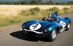 Jaguar D-Type Roadster