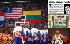 Neregėta lietuvių pergalė: saldus laisvės kerštas Maskvai, nuskambėjęs per visą pasaulį