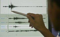 Italiją supurtė žemės drebėjimas, Romoje evakuotas metro