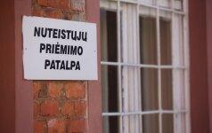 Klaidos kaina: kalinė Panevėžyje beveik 4 mėn. buvo laikoma neteisėtai