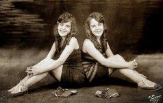 Seserys Hilton: liūdna vodevilio aktorių, kurios buvo Siamo dvynės, istorija