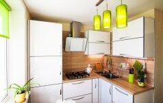 Paruoštukas virtuvės planavimui: pagrindiniai elementai, užtikrinantys funkcionalumą ir patogumą