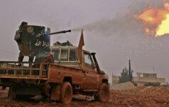 Sirijos miestas Al Babas