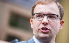 Po STT apklausos V. Gapšys parlamentaro mandato atsisakyti nežada